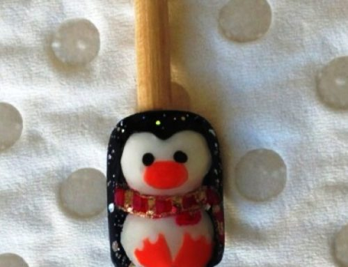 DIY Xmas Penguin