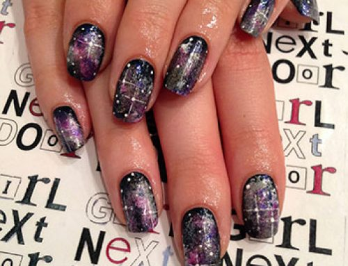GALAXY Nails Step-by-Step